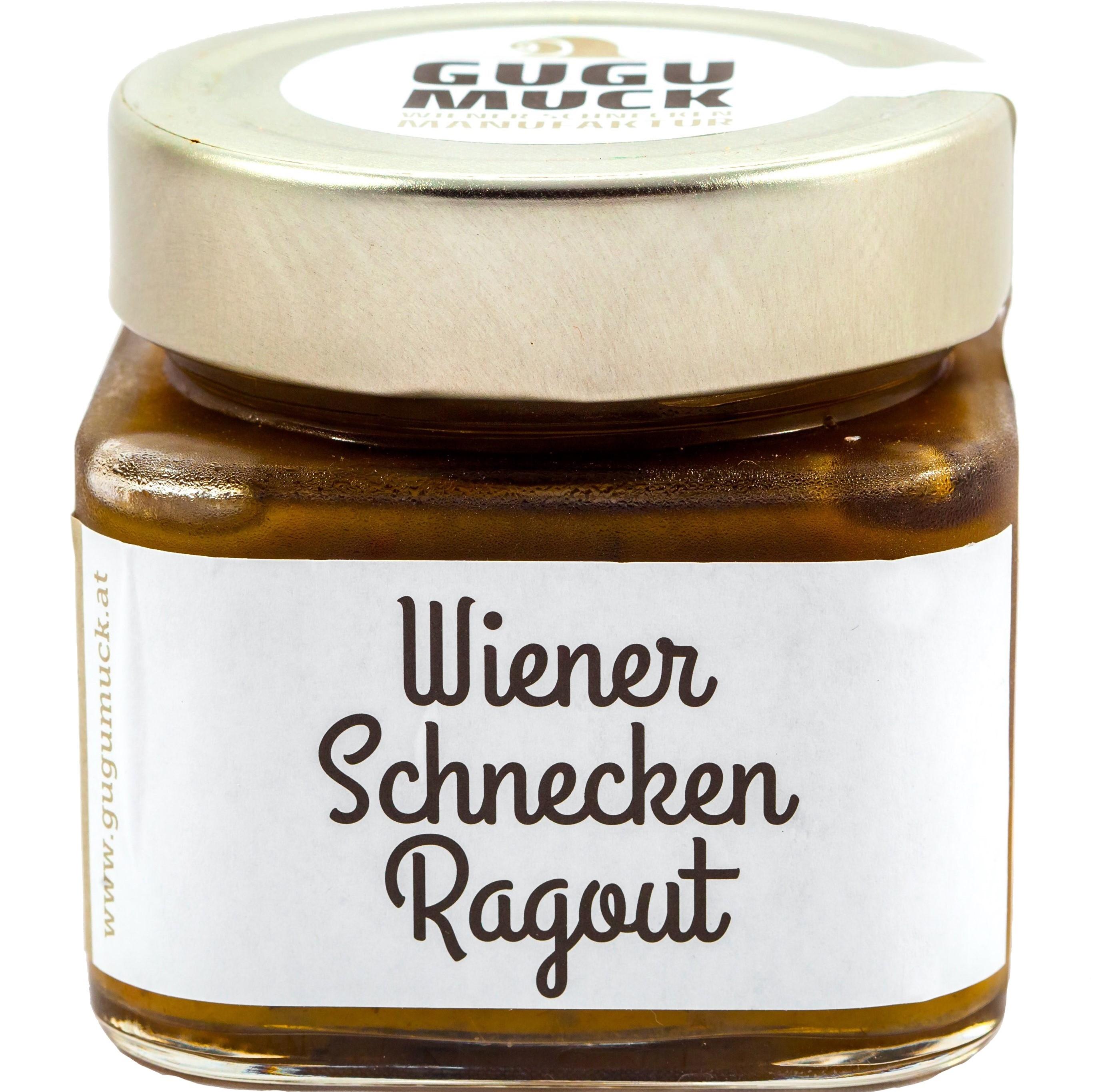 Schnecken-Ragout von Gugumuck