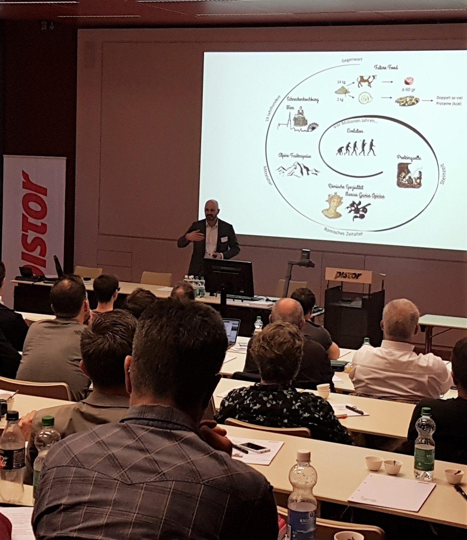 Swiss Talk: Think Tank der Schweizer Gastronomie & Wissenschaf mit Andreas Gugumuck