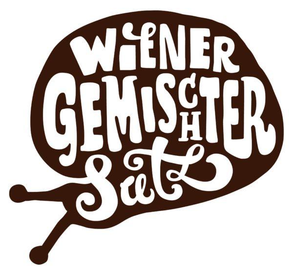Wiener Gemischter Satz Logo Schnecke, Schneckenwein, Gugumuck-Wein