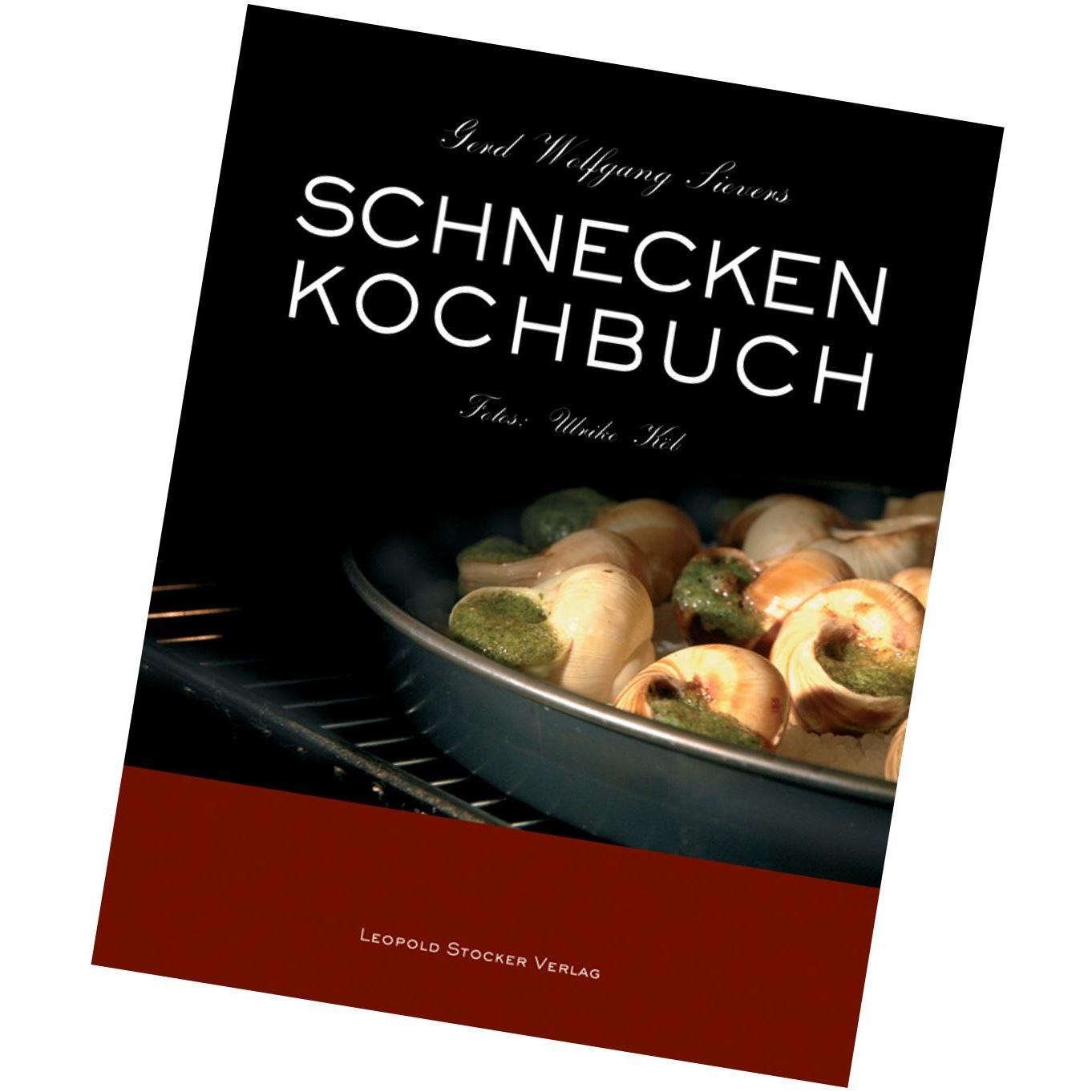 Schneckenkochbuch, Escargots-Rezepte. Im Schneckenkochbuch von Gerd Wolfgang Sievers sind viele Rezepte aus der ganze Welt und bekannter Spitzenköche! EMPFEHLUNG FÜR JEDEN SCHNECKENLIEBHABER