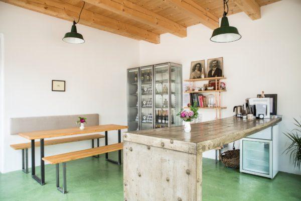 (c) Karin Nussbaumer, Hof-Laden auf der Wiener Schnecken-Manufaktur Gugumuck