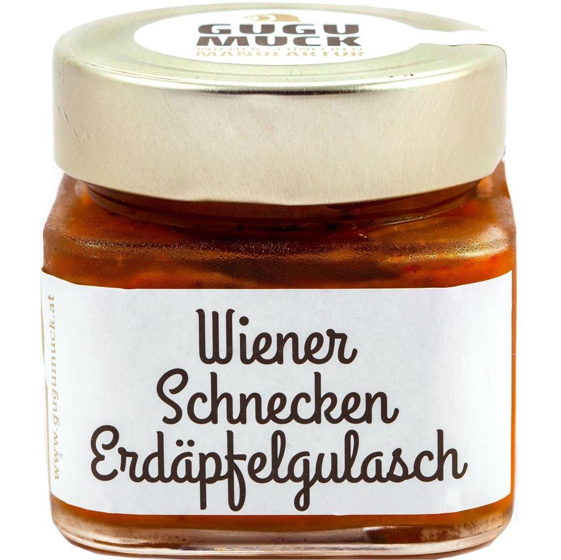 Schnecken-Gulasch von Gugumuck