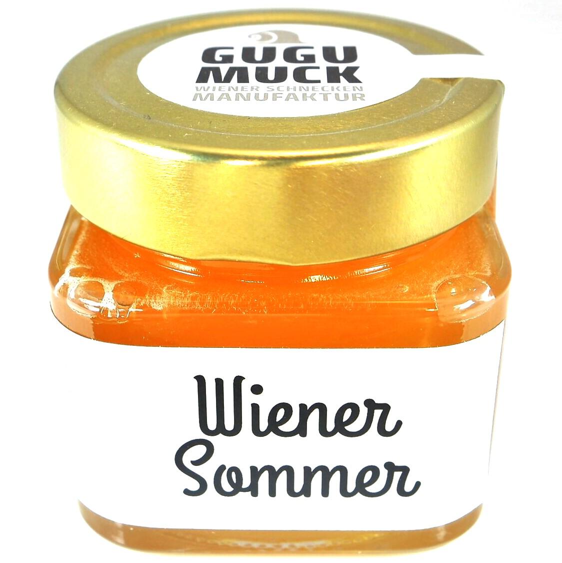 Wiener Sommer Honig von Gugumuck Wiener Schnecken-Manufaktur