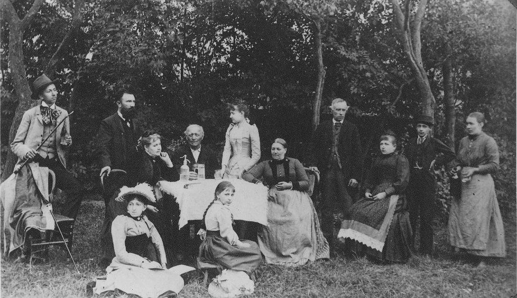 1892_Johann Gugumuck mit 15 Jahren, die Familiengeschichte geht über Generationen und die Landwirtschaft ist seit 1720 in Familienbesitz