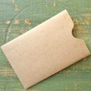 Envelop zur Giftcard2, Giftcard, Schneckenweiber am Schneckenmarkt, auch für unseren Feinkost online Shop, Geschenksidee