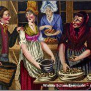 Giftcard2, Giftcard, Schneckenweiber am Schneckenmarkt, auch für unseren Feinkost online Shop, Geschenksidee, Kulinarisches Erbe hochleben lassen