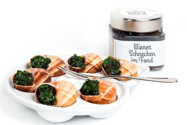 Wiener Augarten Schneckenpfanne