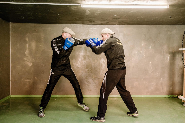 White-Collar-Boxing, Spaß, USA, Herausforderungen, Grenzen