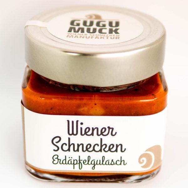 Wiener Schnecken Erdapfel Gulasch