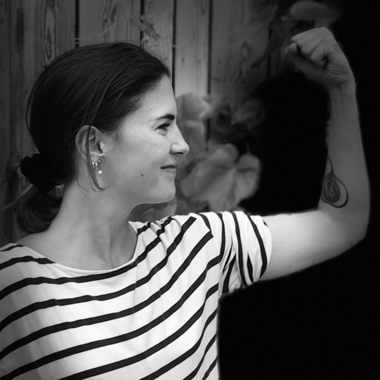 Johanna Kallenbach, unsere Expertin für Food Innovation und Ansprechpartner für internationale Schneckenkunden
