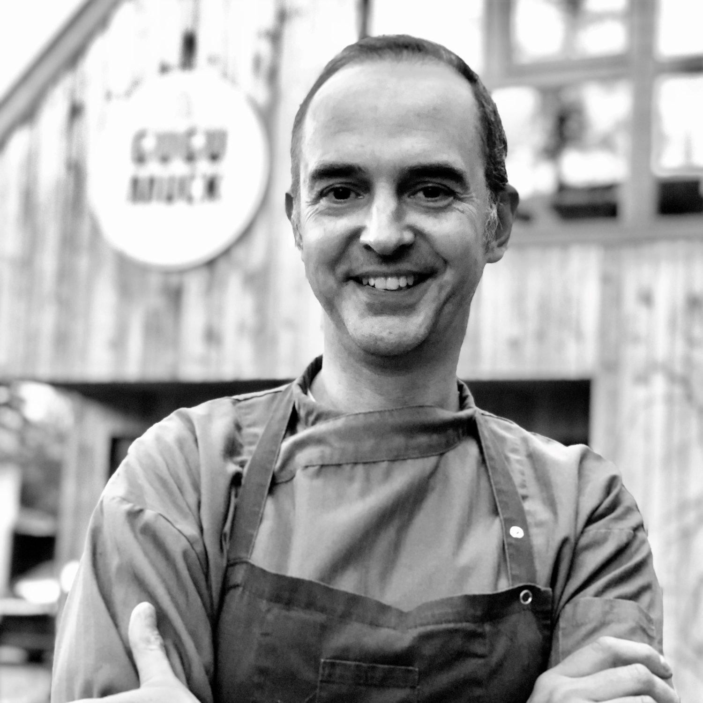 Jürgen Winter ist unser kreativer Küchenchef. Er war zuvor im Kristians Haubenrestaurant Monastiri. Spezialist in Sous Vide und Flavour Pairing.